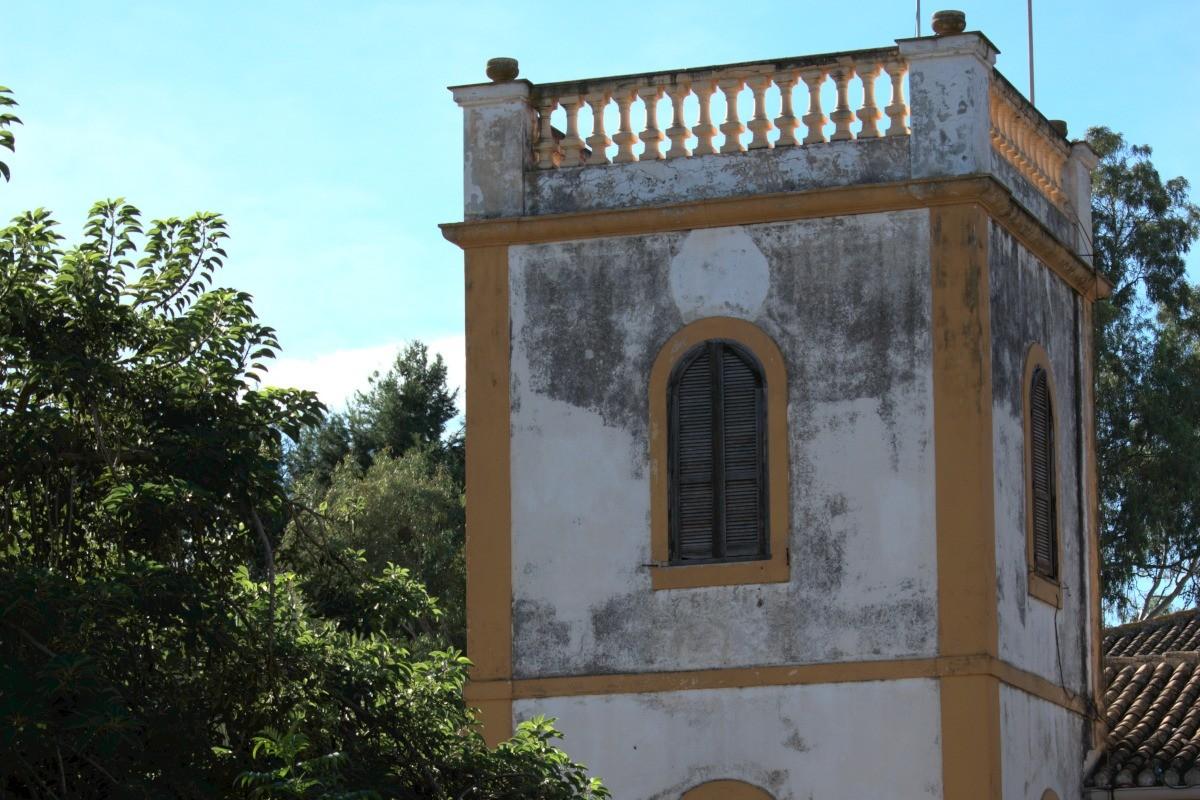 detalle fachada torre parque torrecremada