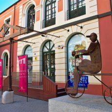 fachada museo del juguete denia