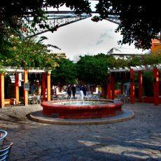 glorieta denia plaza