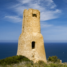 Monumentos torre del gerro denia